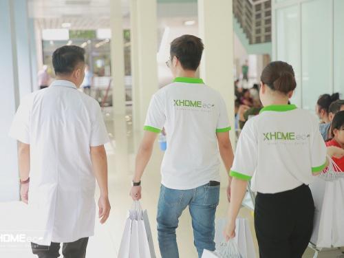 Xhome Eco - Hơn cả một sự sẻ chia