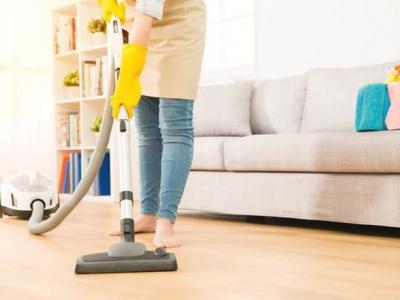 Mẹo dọn dẹp nội thất nhanh sạch sau tết