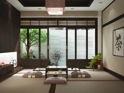 7 Yếu tố đơn giản mà độc đáo trong thiết kế nội thất Nhật Bản