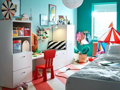 Bạn nhất định phải lưu ý những điều này khi thiết kế phòng ngủ cho trẻ em