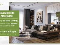 Không gian sang trọng - Đẳng cấp bền vững -  Chính thức trình làng căn hộ mẫu nội thất sạch XHOME Eco