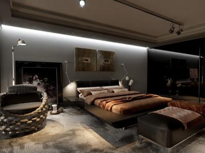 Mẫu phòng ngủ đẹp phù hợp với mọi xu hướng